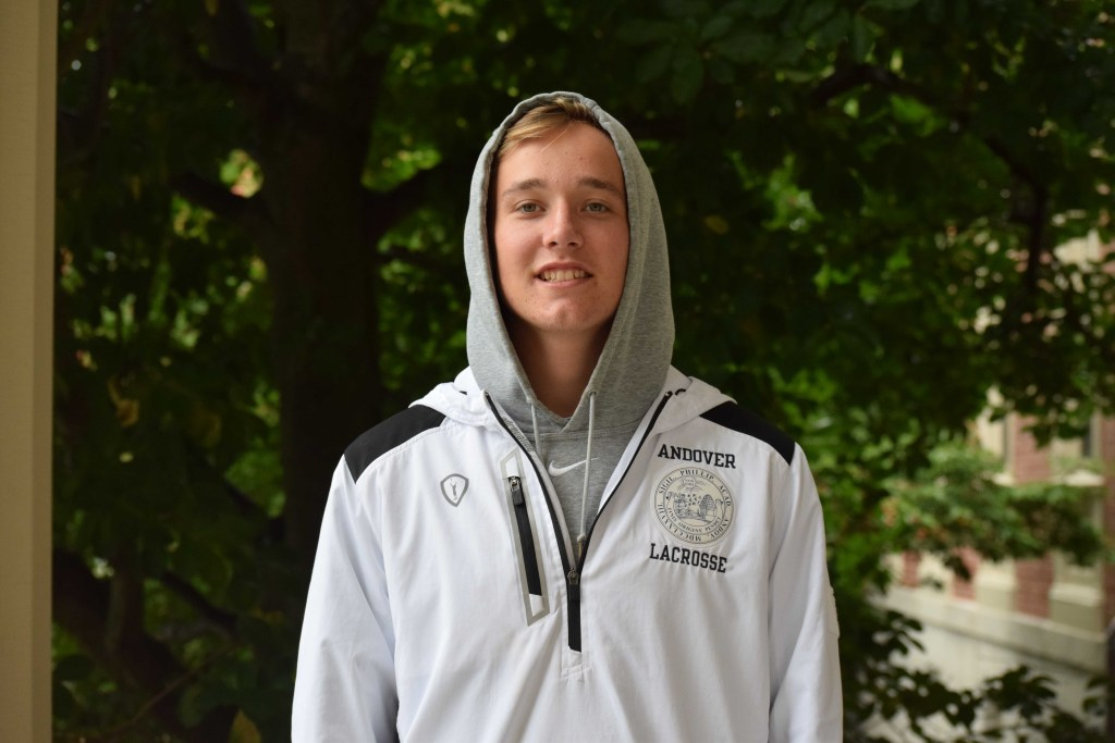 Henry Rogers '19 Projects a Genuine Love of the Soccer