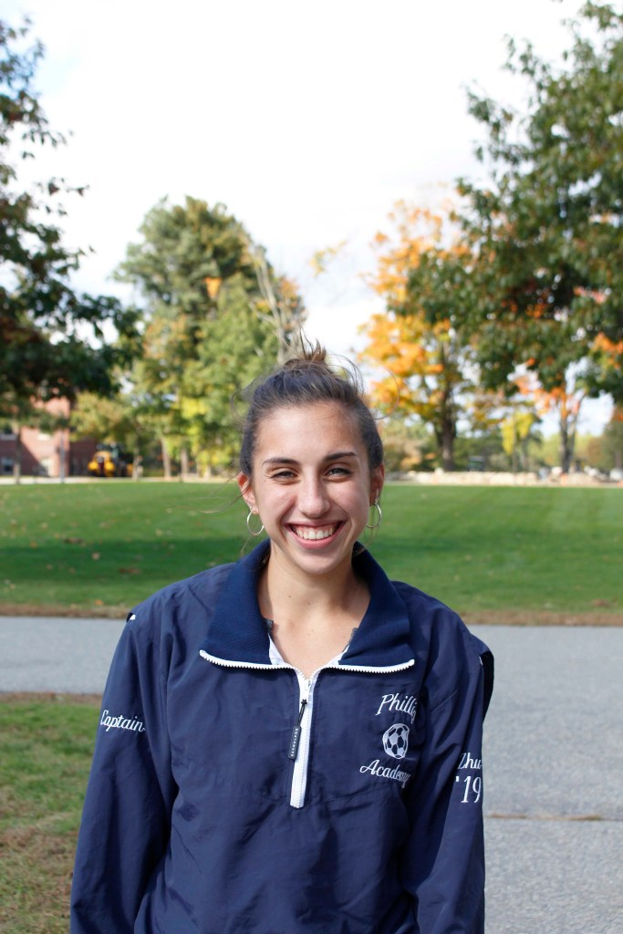 'The Biggest Heart and Hardest Worker': Elise MacDonald '19 Embodies Team Spirit