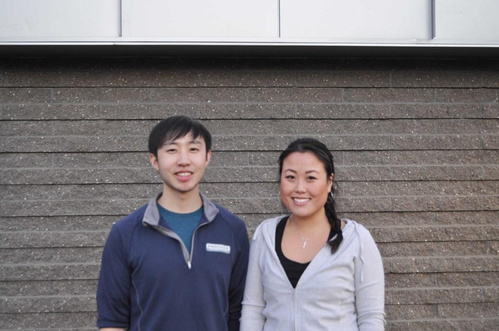 Meet The Coaches: Teaching Fellows Midori Ishizuka '11  and William Yu PEA '13 Join Coaching Staff