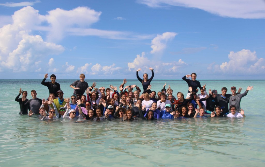 Andover Students Return From Semester Abroad at The Island School