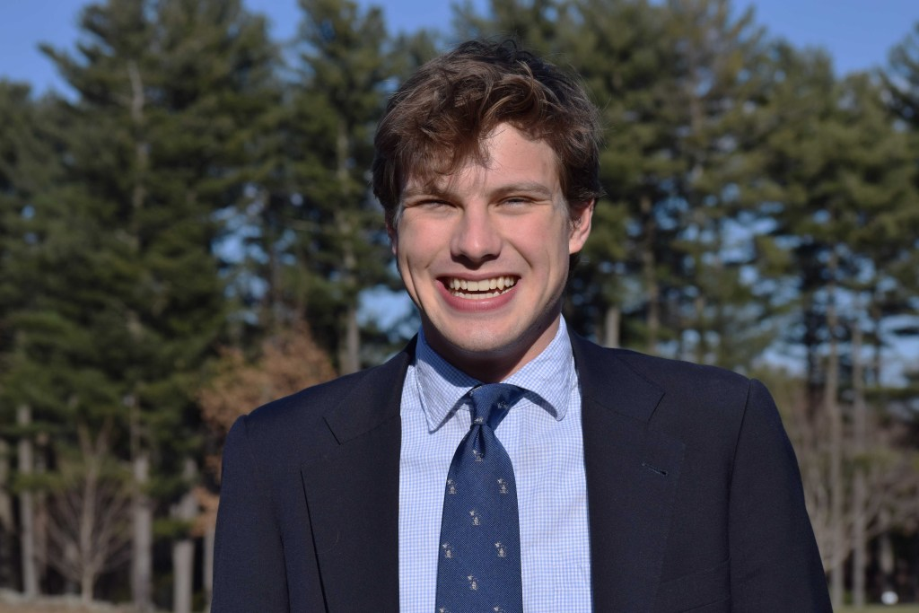 Captain Feature: Alex Bernhard '19 is 'A Steadying Force on the Team' as First Seed
