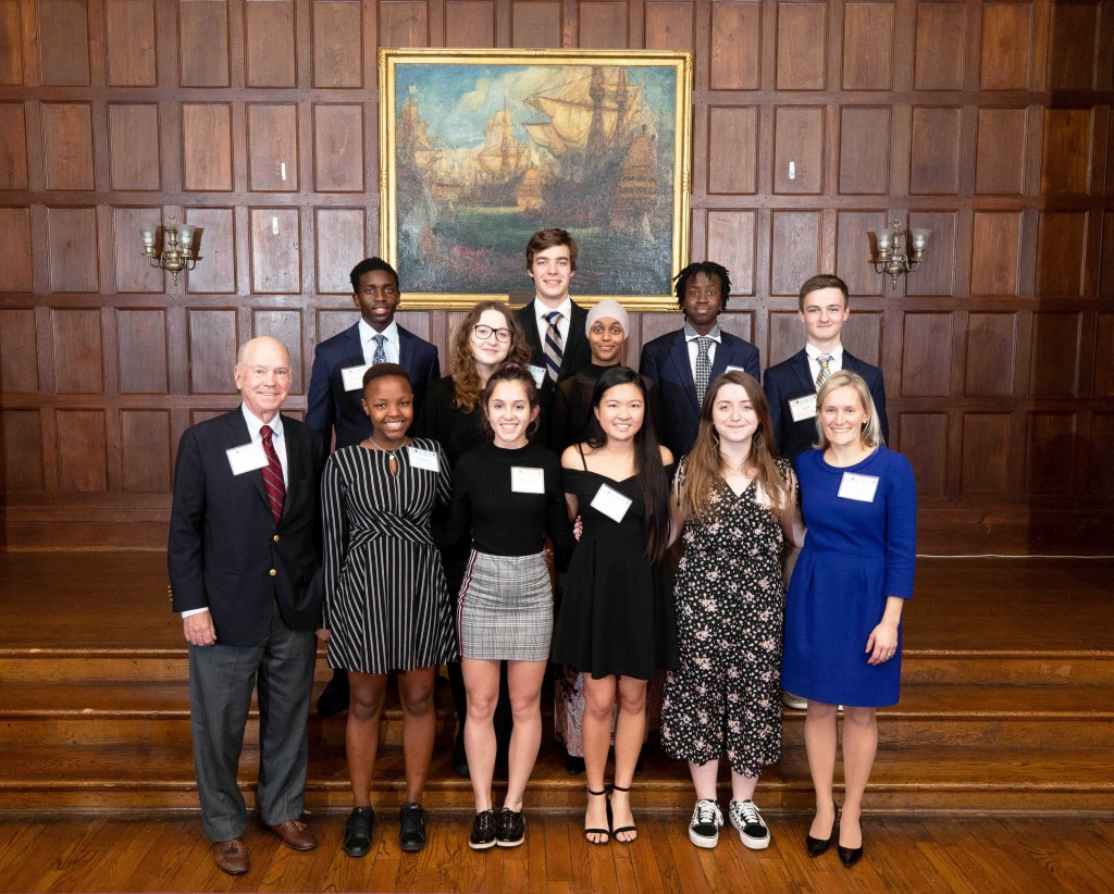 Davis International Scholars Program  Commemorates 10-Year Anniversary