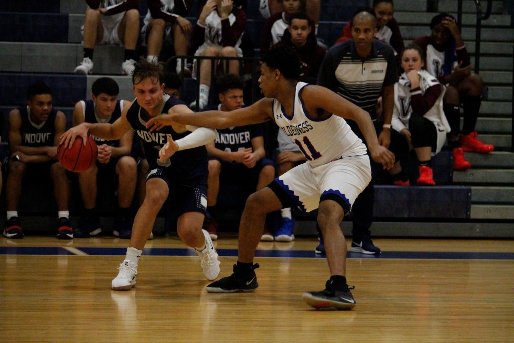 Andover Boys Basketball off to Undefeated Start with Wins Over St. George's, Holderness