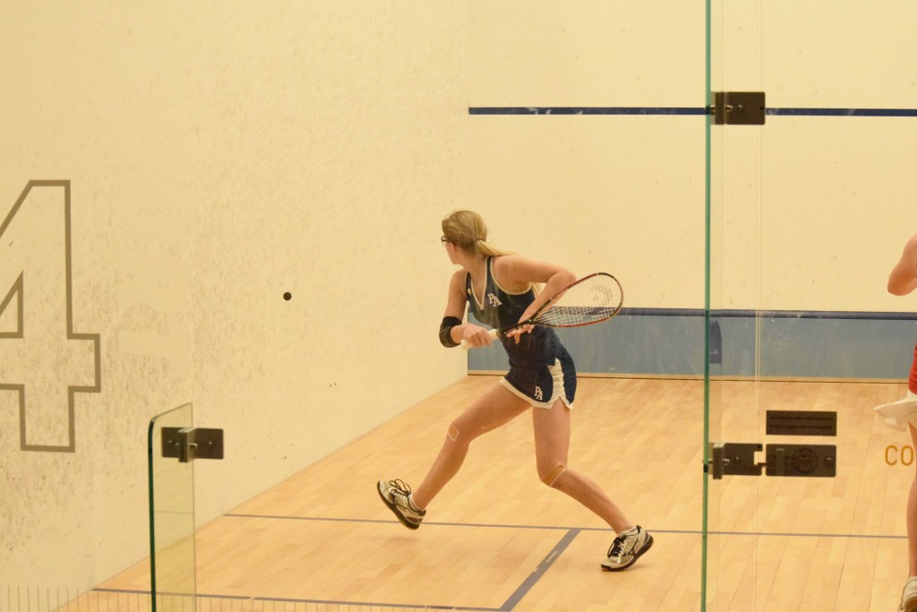 Girls Squash Beat Loomis in Every Game
