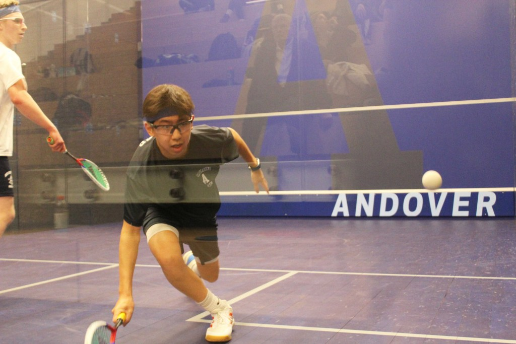 Andover Breaks Even Against Brooks and Nobles