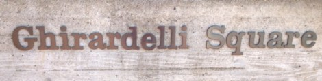 Another Ghirardelli Sign