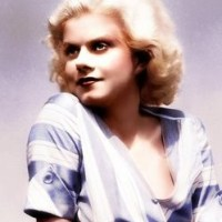 Jean Harlow: from star to actress