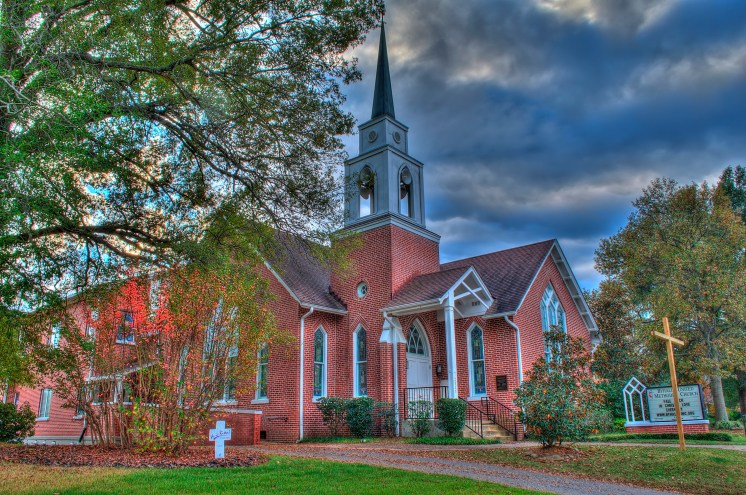 Byhalia: Methodist Church (1906)