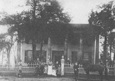 Hamilton Place (Greek Revival style)