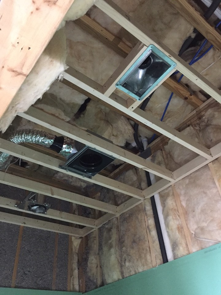 5-HVAC install