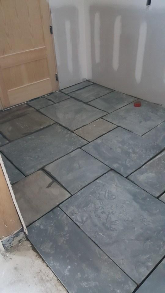 6-stone floor