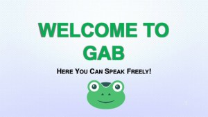 Welcome to Gab