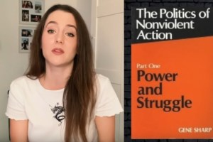 Brittany Sellner and The Politics of Nonviolent Action