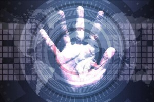 Open hand and biometrics