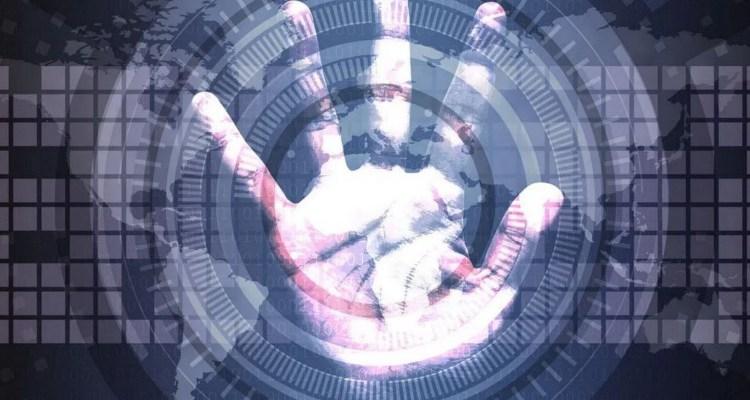 Open hand and biometrics