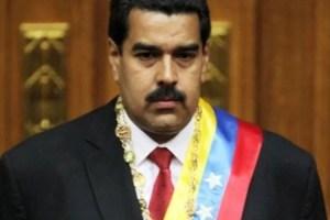 Venezuelan socialist dictator Nikolas Maduro
