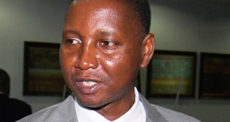 Tanzanian Agricultural Minister Adolf Mkenda