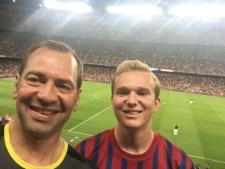 Patrick & Adam Barcelona