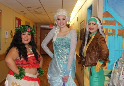 A Grant for Princesses and Superheroes