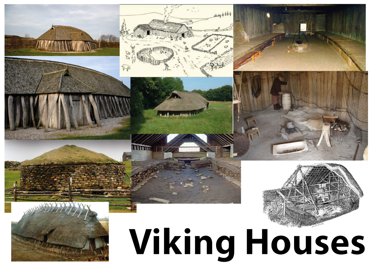 Viking Houses