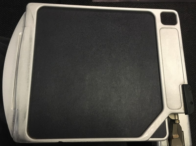 United tray table