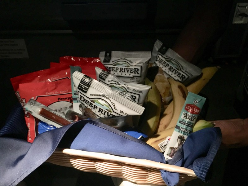 United snack box