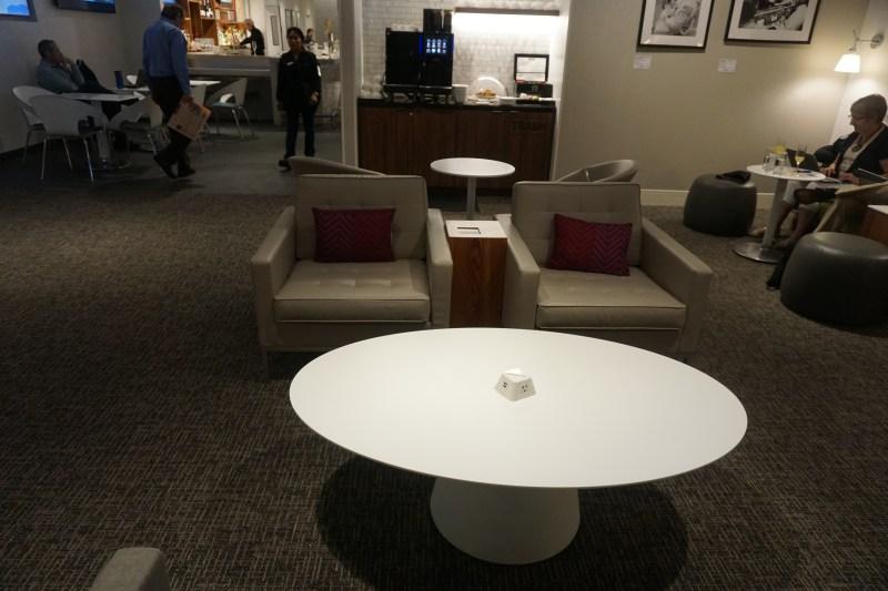 AMEX Centurion Lounge Houston