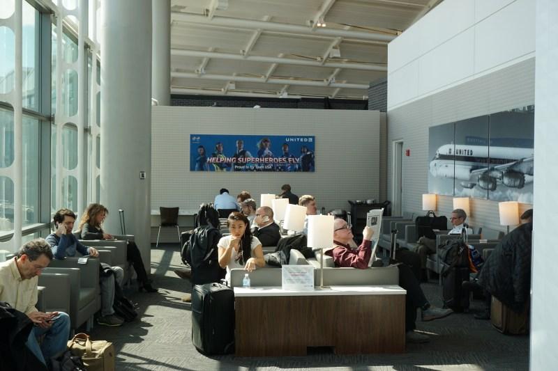 United Club - Newark - Terminal C
