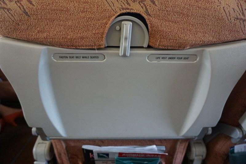 SilkAir A319