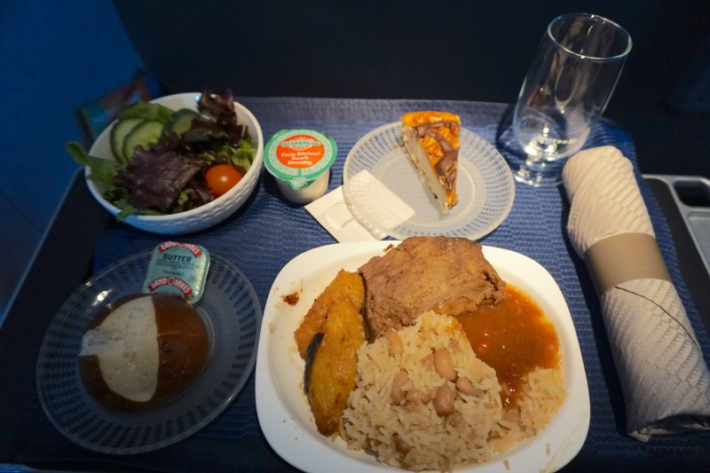 United Airlines 737-800 First Class Houston to San Jose