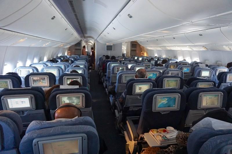 Air China 777-300 First Class