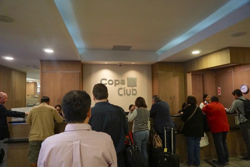 Copa Club Tocumen International Airport