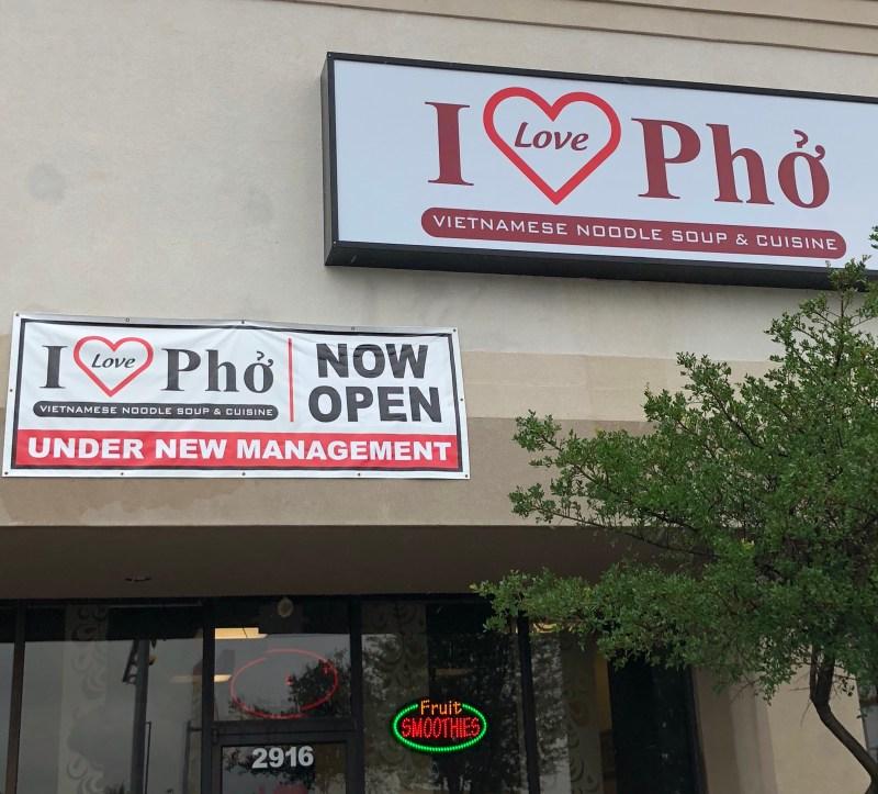 I Love Pho Wichita Falls