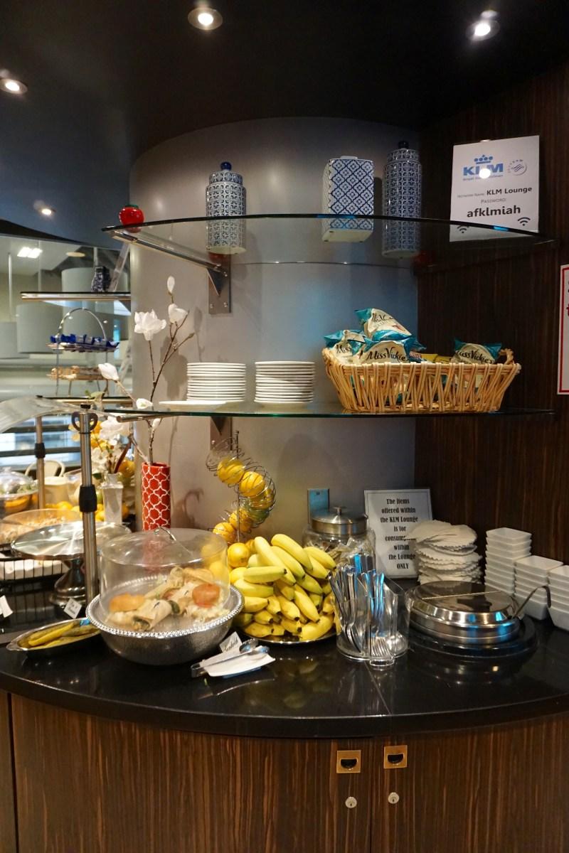 KLM Royal Crown Lounge