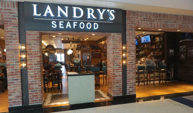 Landry's Seafood IAH