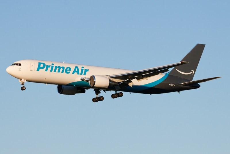 Amazon Prime Air 767