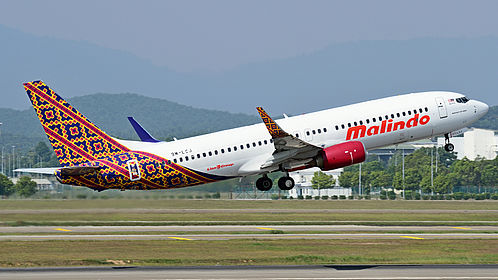 Malindo Air 737