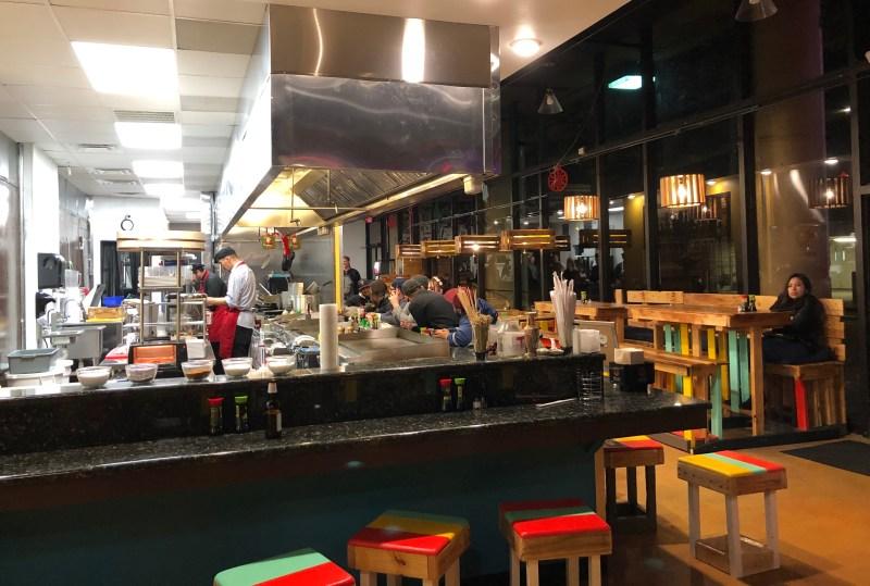 Ashim's Hibachi Grill