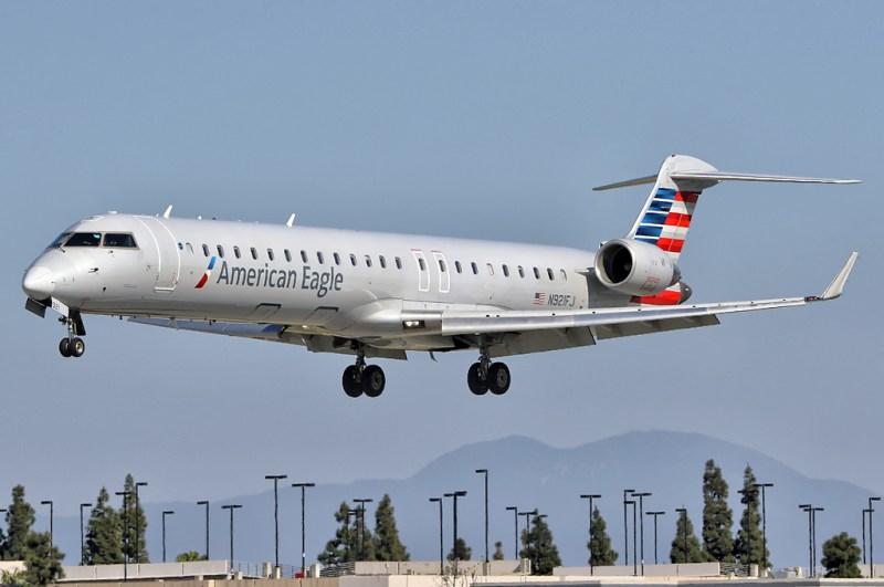 American Airlines CRJ-900