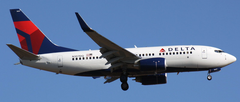 Delta Airlines 737-700