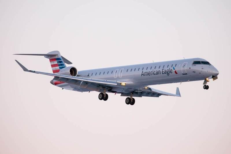 American Airline CRJ-900