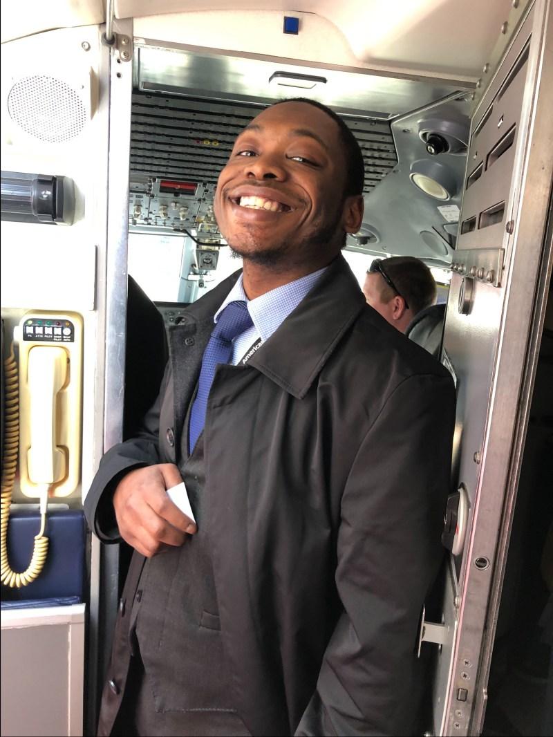 American Airlines ERJ-140 Wichita Falls to Dallas