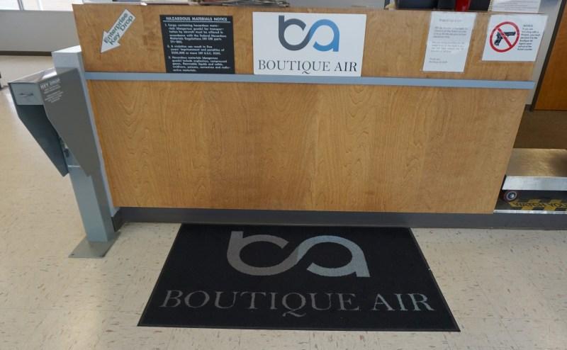 Boutique Air PC-12 Clovis to Dallas