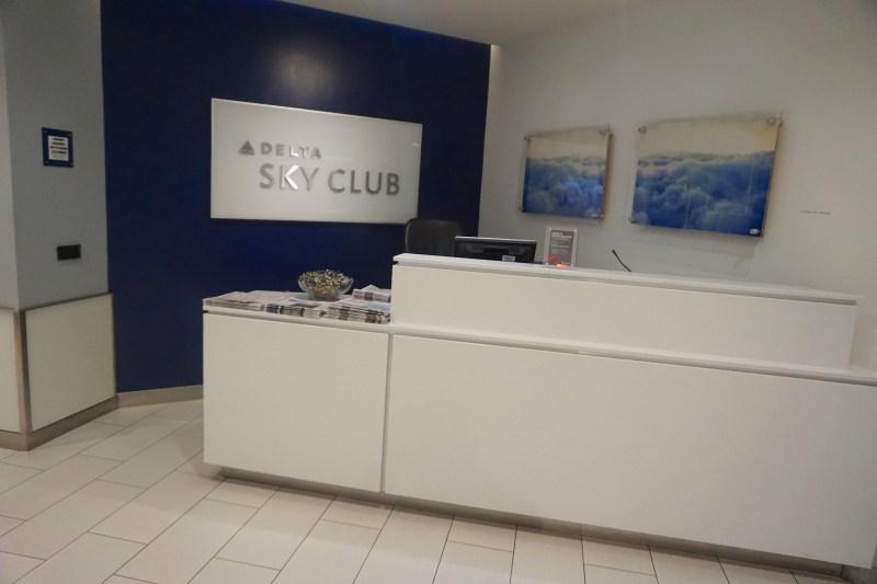 Delta Sky Club Atlanta