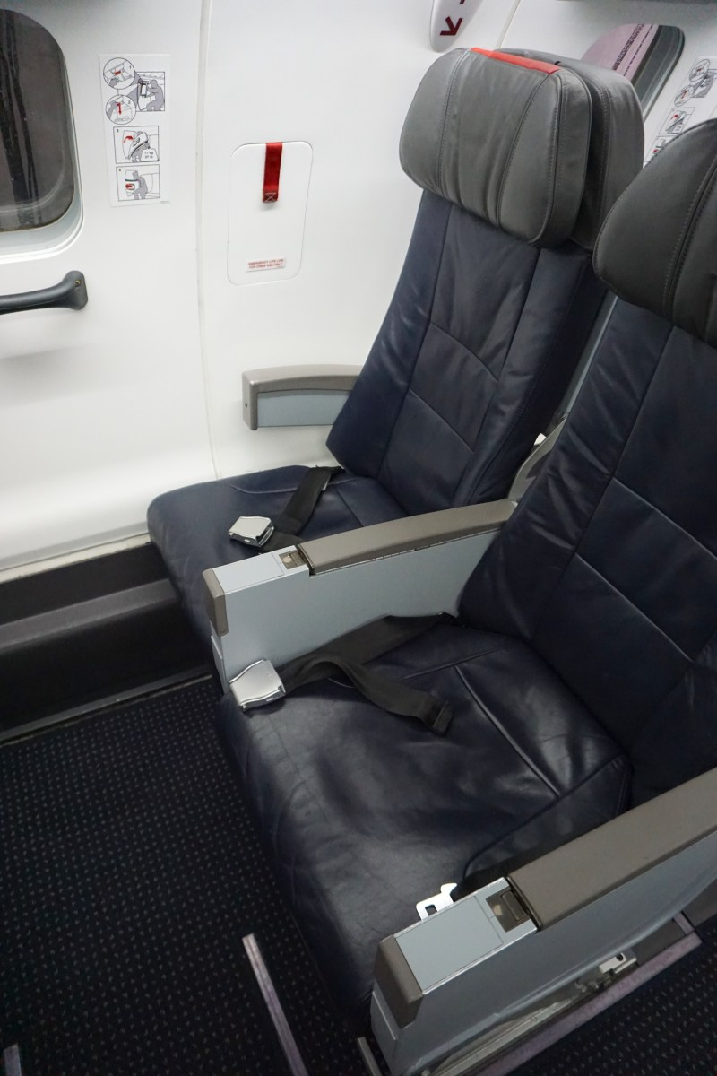 American Airline CRJ900 Fort Walton Beach to Charlotte