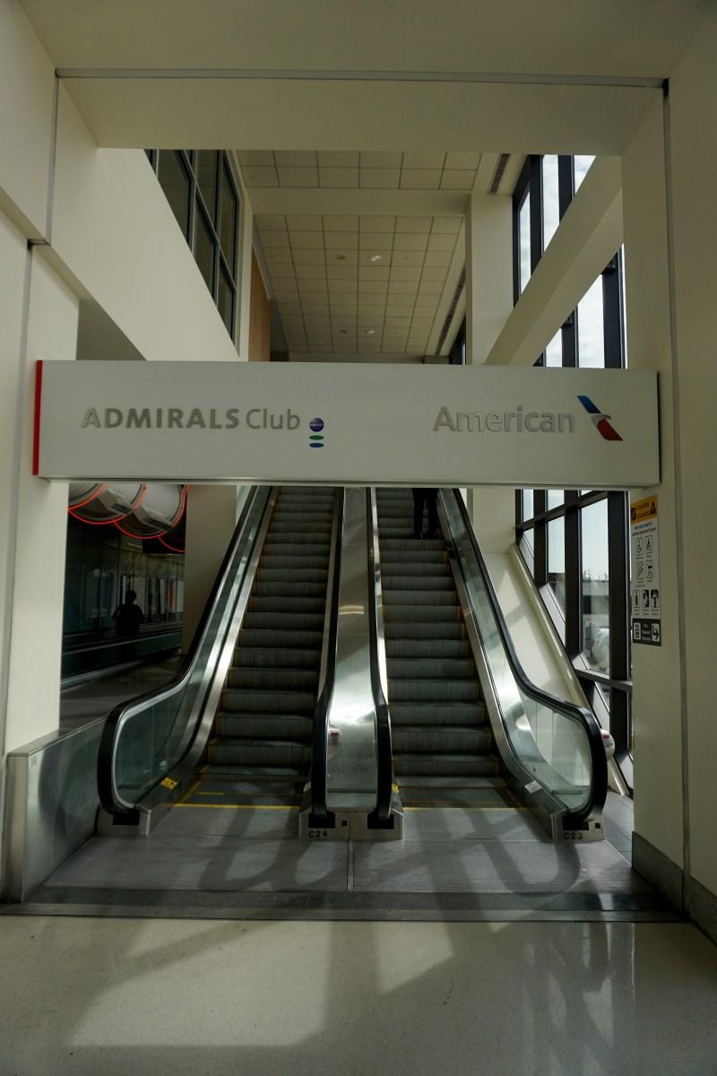 Admirals Club Philadelphia