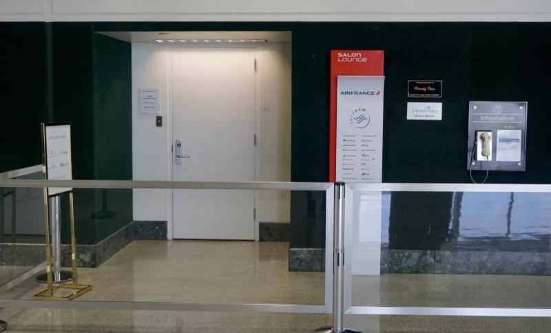 Air France Lounge - Houston