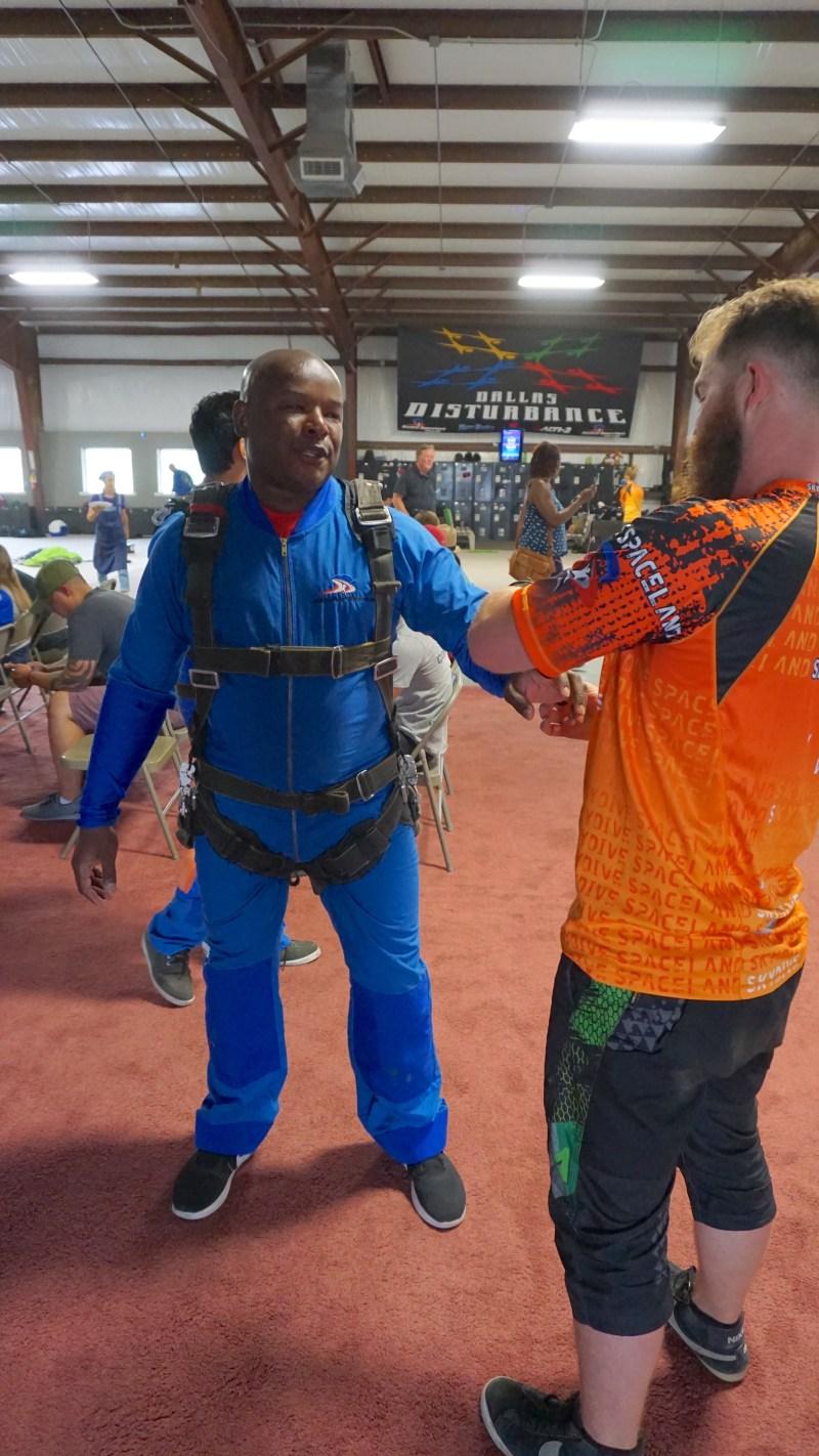 Skydive Spaceland Dallas