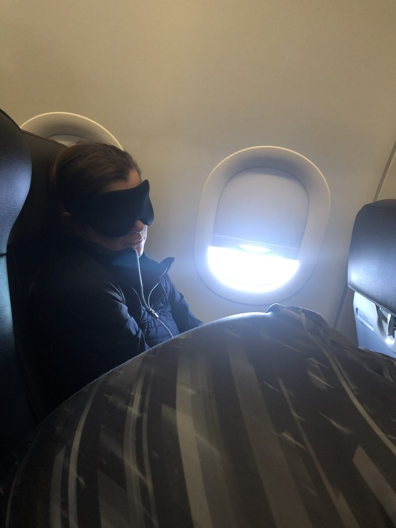 American Airlines Eye Shades