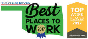Journal Record and Oklahoman Best Places to Work of 2017